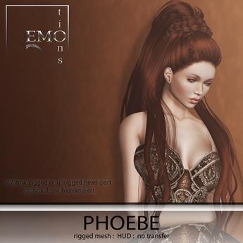 .:EMO-tions.. *PHOEBE* -BLONDE