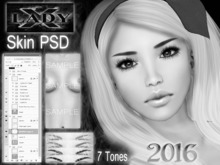 Lady-X-2016-Skin PSD -DEMO