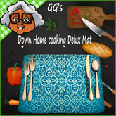 [GG] DOWN HOME DELUX MAT* 106 MEALS
