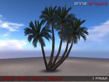 Anna Erotica - ONE Prim Palm Trees! (box)