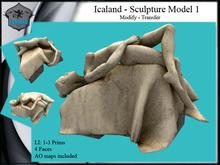 Icaland - Sculpture Model 1