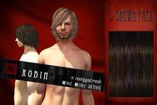 [Uw.st -7R-]  Robin-hair D brown pack