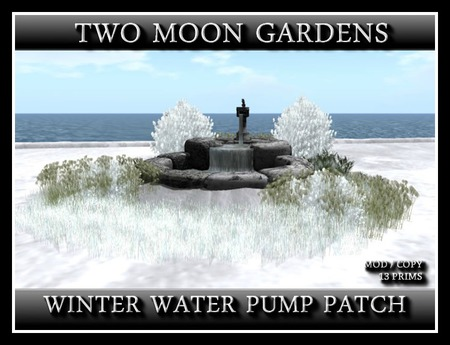 WINTER WATER PUMP PATCH*
