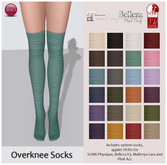Izzie's - Overknee Socks