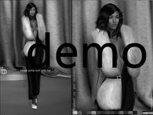 Bens Boutique - Nadja Jumpsuit with Fur (Hud Driven) Demo