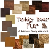 FUD Teddy Bear Fur Texture Pack