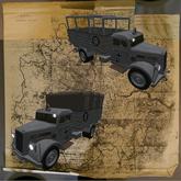 Blitz Truck / Transporter (Winter)