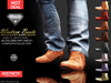CA AESTHETIC WESTERN SHORT BOOTS FAT PACK