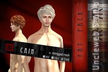 [Uw.st -7R-]  Cain-hair  Fat pack