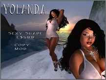 Yolanda Shape (copy/mod)