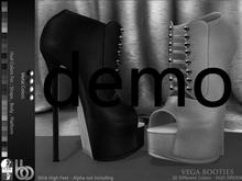 Bens Boutique - Vega Booties (Slink High) - Demo