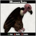 Vulture animated