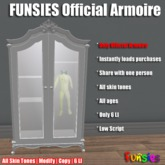FUNSIES Armoire v2.2DS (BOXED)