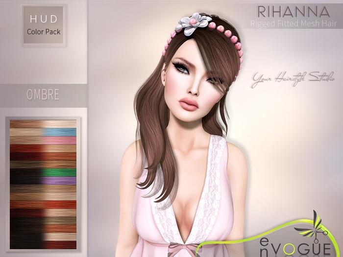 enVOGUE - HAIR Rihanna - Ombre