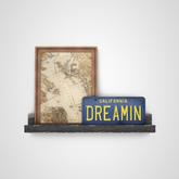 [Commoner] CA Dreamin' / Decorated Gallery Shelf