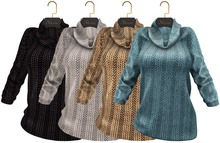 -Shani- I Can't Dance Sweater Ribbed Knits