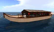 *Japanese Boat* *ReZ* C/M - Luxury Boat Resort -
