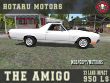 HOTARU MOTORS - The Amigo [BOX]