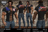 fR* NRM002. Niramith Aesthetic outfit, body applier for ENZO Body mesh