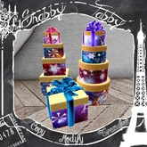 *Shabby* Bohoho Gift Boxes