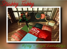 *Shabby* Merry + Bright Set