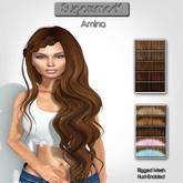 ! SugarsmacK ! Hair Studio Amina Dark Browns