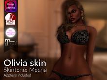 LURE: Olivia skin - Mocha (Appliers & BoM)