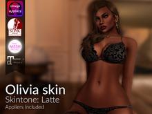 LURE: Olivia skin - Latte (Appliers & BoM)