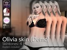 LURE: Olivia skin - 4 Light (Demos)