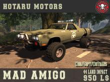 HOTARU MOTORS - MAD AMIGO [BOX]