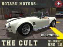 HOTARU MOTORS - The Cult [BOX]