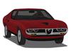 100% Mesh Italian Sports Car