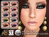 .:JUMO:. Leona Eyeshadow - CATWA Mesh Heads