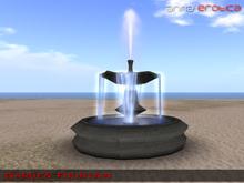Anna Erotica - Garden Fountain - 2 Prim!