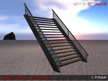 Anna Erotica - ONE Prim Stairs - 9 Textures!