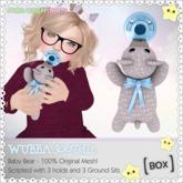 [BOX] Wubba Soothie - Baby Bear
