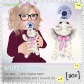 [BOX] Wubba Soothie - Chic Bear