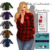 Goodnight Desire Shirt-Flannel Fatpack
