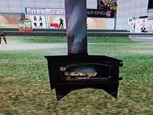 wood stove full perm