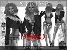 {SD} (Demo Jacket) ONE FINE DAY (Slink & Omega Appliers)