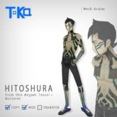 Toka Designs - Shin Megami Tensei - Hitoshura Avatar