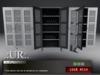 .:UR:. Annalisa Set - Wine Cabinet (full perm mesh)