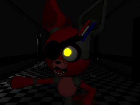 Second Life Marketplace Kawaii Withered Foxy