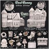 dust bunny . porcelain deer . boxed