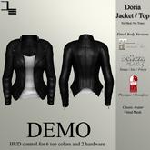 DE Designs - Doria Jacket - DEMO