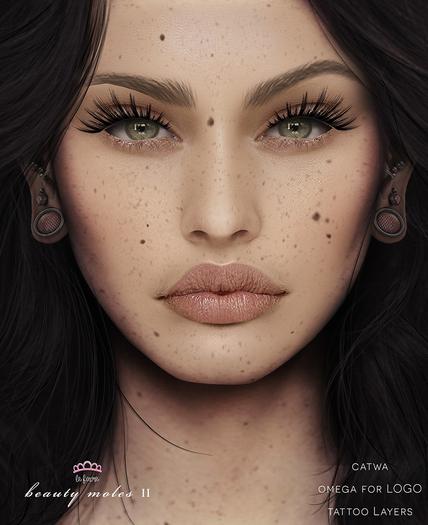 [LF] Beauty Moles II