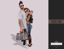 Satori Poses - Hug Me