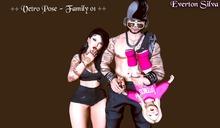 ++ Vetro Pose - Family 01 ++