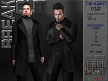 [BREAKOUT] The Agent Coat - HUD-Driven