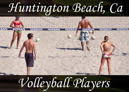 Atmo-CA - HB, Volleyball Players 0:40